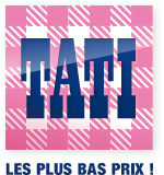 Click to Open Tati Store