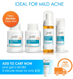 SkinB5: Clear Skin Maintenance Pack Only $101.92