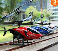 Banggood RC Helicopters: 13% Off + Free Shipping