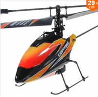Banggood RC Helicopters: 29% Off + Free Shipping