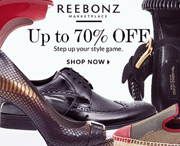 Reebonz: 70% Off On Sale Shoes +  Free Shipping