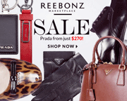 Reebonz: 79% Off On Sale Products +  Free Shipping