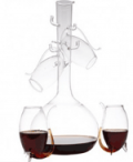 DadShop: Port Decanter & 4 Piece Sipper Set Just $39.95