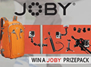 Wild Earth: Win A Joby PrizePack