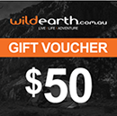 Wild Earth: Wild Earth Gift Voucher For $50