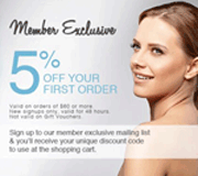 Alive Skin + Hair: 5% Off Your First Order