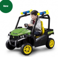 Yardgames: $395 For John Deere 6v RSX Ride On Gator With Water Cannons