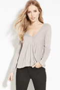 Forever 21: Tops Starting At $2.99