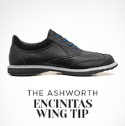Ashworth Golf: Encinitas Wing Tip Just $200 + Free Shipping