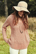 Anthropologie: Zipped Stitch Pullover For $110