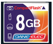 BuyDig: 60% Off Dane 8GB Compact Flash Memory Card