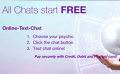Life Reader: 4 FREE Minutes Online Psychic Chat