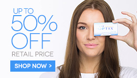 Vision Direct: 50% Off Retail Price