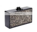 Bergdorf Goodman: Jean Crystal Rocks Clutch Bag For $1400