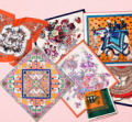 LivingSocial: 100% Mulberry Silk Scarves From $13.95