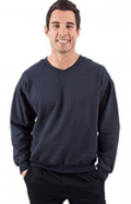 WorkwearHub: DNC Fleece V-Neck Sloppy Joe For $34.95