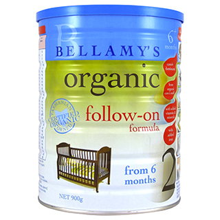 Amcal: Bellamy's Organic Step 2 - Follow-On Formula For $29.50