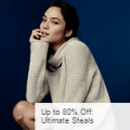 Gilt: 80% Off Ultimate Steals
