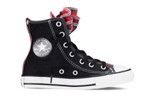Converse: $10 Off Chuck Taylor All Star Plaid Party Yth/Jr