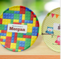 LivingSocial: Personalised Child's Plate Including Delivery From $15