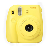 Camera House: FujiFilm Instax Mini 8 Yellow Instant Camera $78