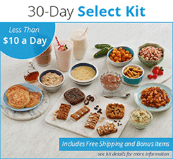 Medifast: 30-day Select Kit Only $10 A Day + Free Shipping