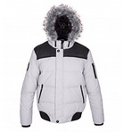 Point Zero: Frostbound Oxford Bomber Jacket $350