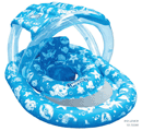 Onsport: Wahu Nippas Swim Ring With Seat & Canopy