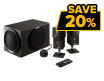 Creative: 20% Off Buy Creative T6 Series II Sound System