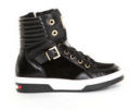 DJPremium: Love Moschino Hi Top Moschino Sneakers $242