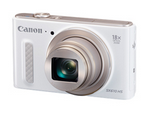 Camera House: Canon Powershot SX610 HS White Digital Compact Camera $249
