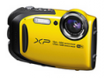 Camera House: FujiFilm FinePix XP80 Yellow Digital Compact Camera $249