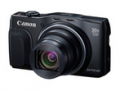 Camera House: Canon Powershot SX710 HS Black Digital Compact Camera $349