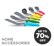 Lazada: 70% Off Home Accessories