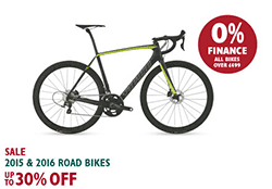 Evans Cycle: 30% Off Road Bikes