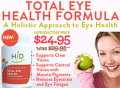 Hallelujah Diet: 17% Off HD Total Eye Health