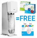 SodaStream: Get 2 Boxes Of Pepsi HomeMade PLUS A Carbonating Bottle Twin Pack FREE