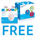 SodaStream: GET A Free BOX OF Pepsi® HomeMade AND  1 HomeMade CARBONATING BOTTLE TWINPACK