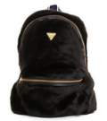 DJPremium: Joyrich Rich Tape Faux Fur Backpack $179
