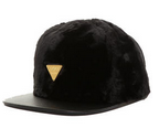 DJPremium: Joyrich Rich Tape Fur Cap​ $54.00 ​