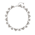 Monsoon: Elizabeth Glass Floral Nnecklace £10.50