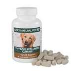 Only Natural Pet: Only Natural Pet Canine Thyroid Wellness