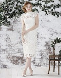 Monsoon: Willow Lace Bridal Dress £199