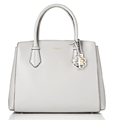 L.K. Bennett: Catrina Grey Saffiano Leather Tote £295
