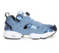 DJPremium: Inst Apump Fury OG Camo- Blue By Reebok Limited Edition $145