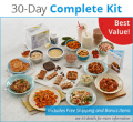 Medifast: 30-day Complete Kit  + Free Shipping