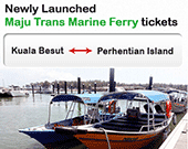 Easibook: Newly Launch Maju Trans Marine Ferry Tickets