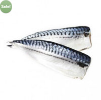 Go Fresh: Mackerel Saba Fillet Frozen