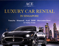 Easibook: Newly Launch Ace Drive Luxury Car Rental​