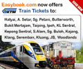 Easibook: Easibook Train Tickets Collection